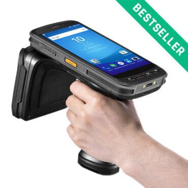 RFID UHF 2D mobile reader