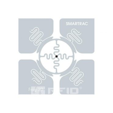 Etykieta RFID SMARTRAC Frog 3D UHF