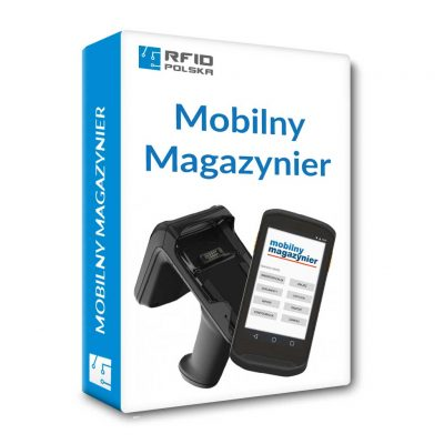 Oprogramowanie Mobilny Magazynier do obsługi RFID